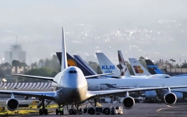industria aérea mundial