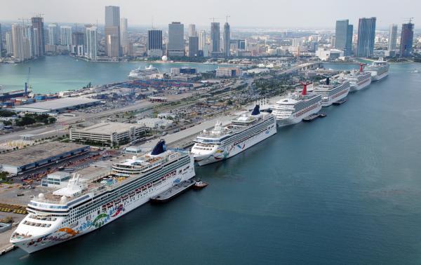 industria de cruceros