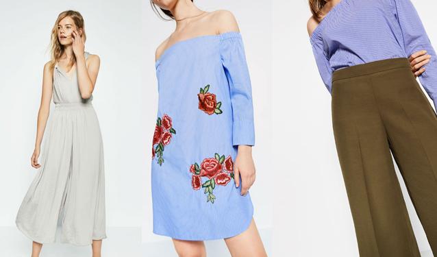 d0b835c24a5 Nuevas tendencias de moda Zara para la colección verano 2016