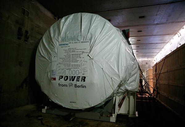 turbina-Siemens-Broekman-Logistics