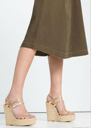 precio inmejorable venta minorista calidad Los zapatos de Zara que triunfan en el Street style