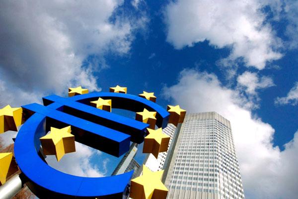 Actividad empresas eurozona