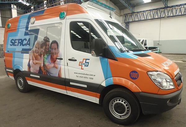 Ambulancias-Serca