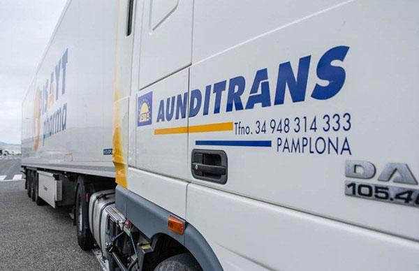 Aunditrans-camion