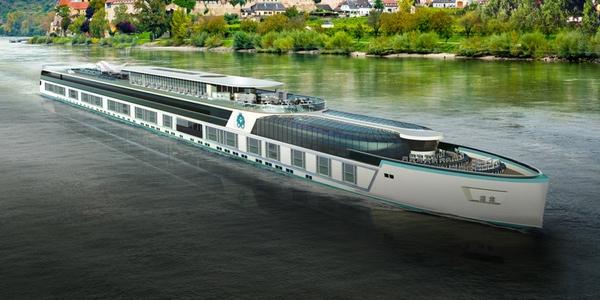 Crystal Cruises revela detalles sobre cruceros fluviales