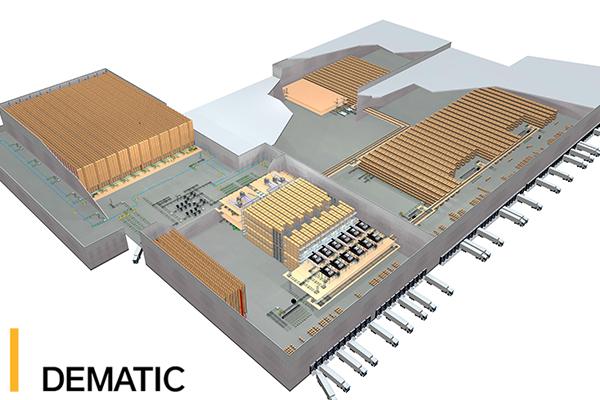 Delhaize elige a Dematic para construir su nuevo centro de distribución en Bruselas