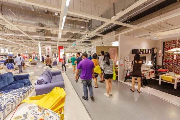 IKEA podria abrir tiendas en Mexico