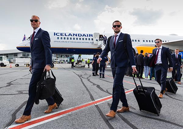 Icelandair-futbol