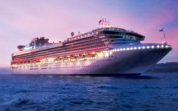 Princess Cruises cruzara el Canal de Panama