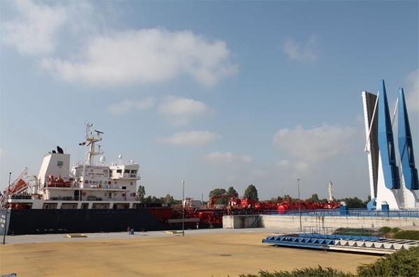 Sevilla-puerto
