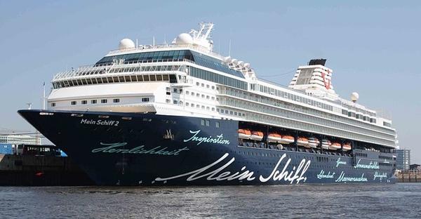 TUI Cruises hace su flota mas ecologica