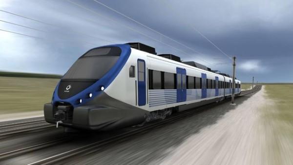 Tren de alta velocidad alstom