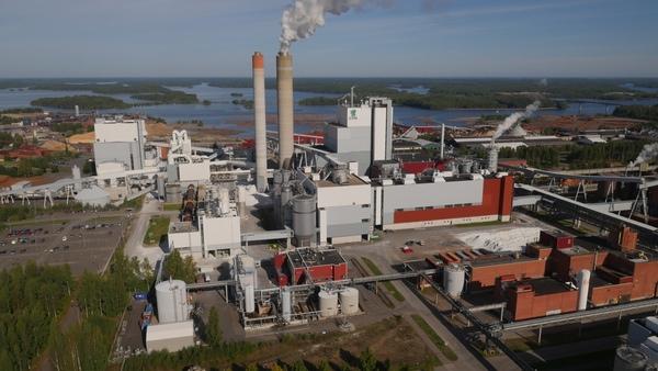 UPM invierte en Uruguay