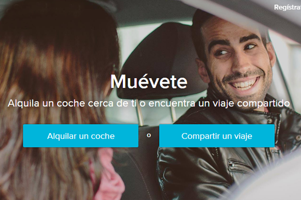 Amovens, primera plataforma de movilidad colaborativa integral