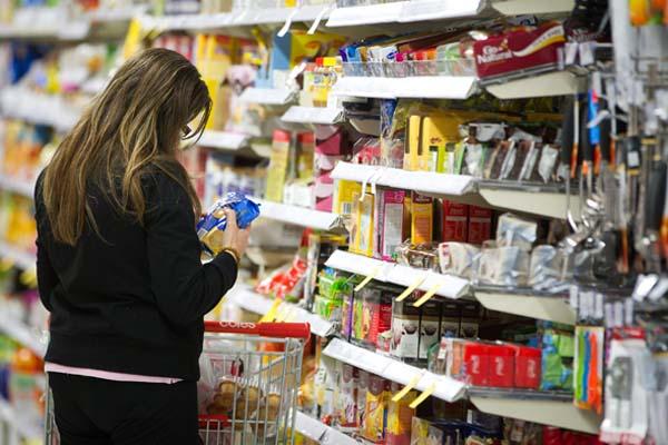 Confianza consumidores zona euro