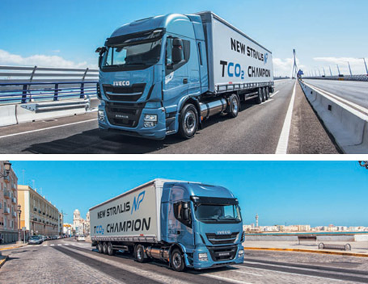 Iveco lanza nuevo Stralis a la vanguardia de la eficiencia y sostenibilidad