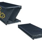 Navlandis presentará su primer contenedor plegable