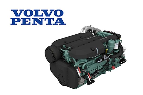 Volvo Penta lanza motor D8 para embarcaciones profesionales