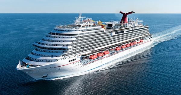 Carnival pone nombre a su nuevo buque