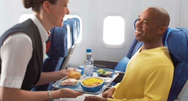 Comidas British Airways