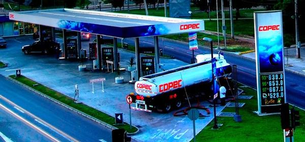 Copec adquiere gasolineras en Estados Unidos