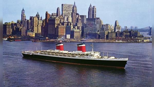 Crystal Cruises no compra el S.S. United States