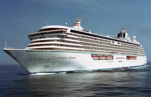 Crystal Cruises ofrece itinerario historico