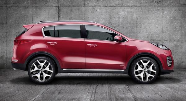 Kia incrementa sus ventas en Mexico con los SUV