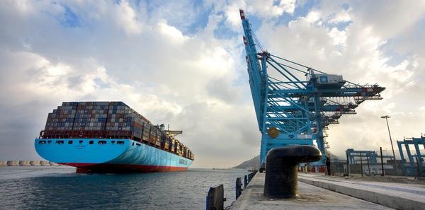 Maersk apuesta por las nuevas tecnologias
