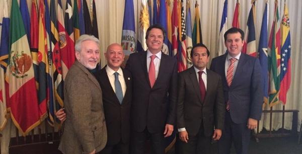 Mexico preside la Comision Interamericana de Puertos