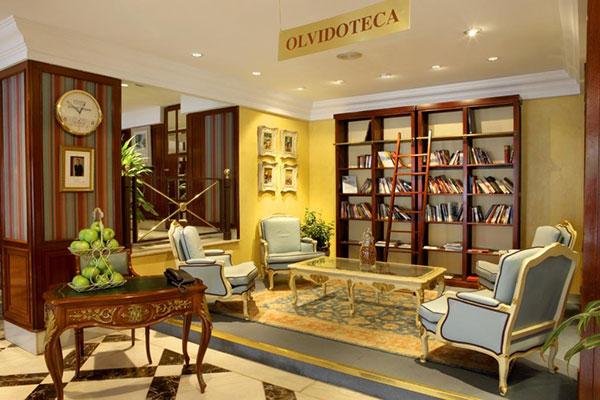 Sercotel-Gran-Hotel-Conde-Duque-Olvidoteca