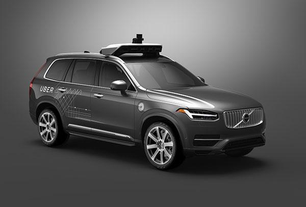 Uber-y-Volvo