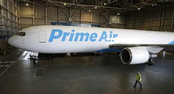 avión Prime Air