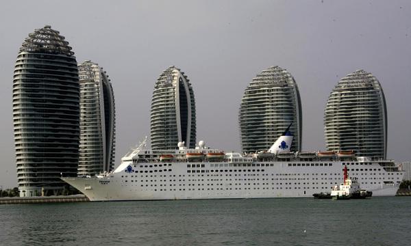 crucero chino