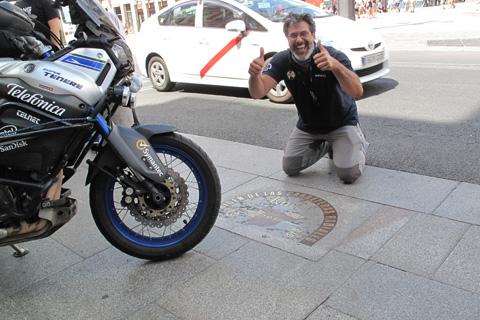 Telefónica Yamaha Globalrider: éxito de la primera vuelta al mundo en moto conectada