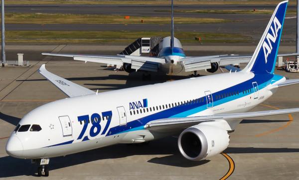 Boeing-787 de ANA