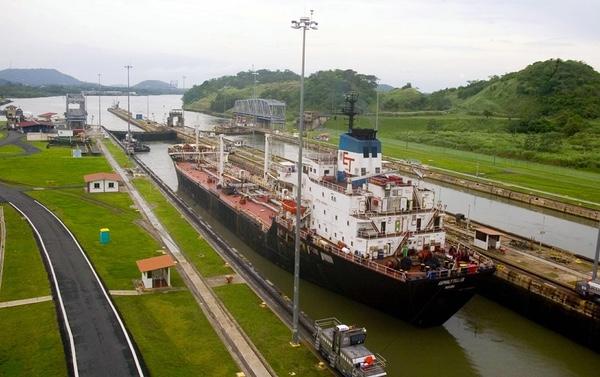 Canal de Panama ya tiene presupuesto para 2017