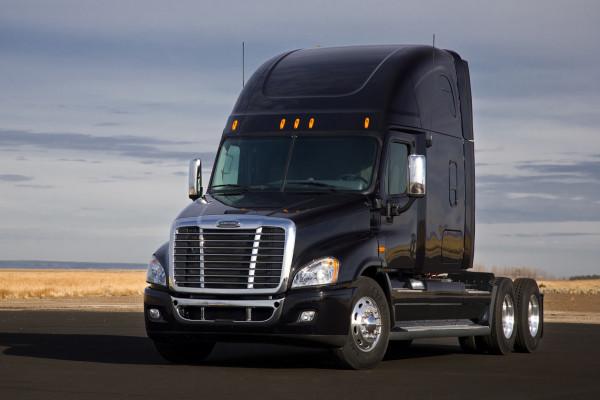 Daimler Freightliner-Cascadia
