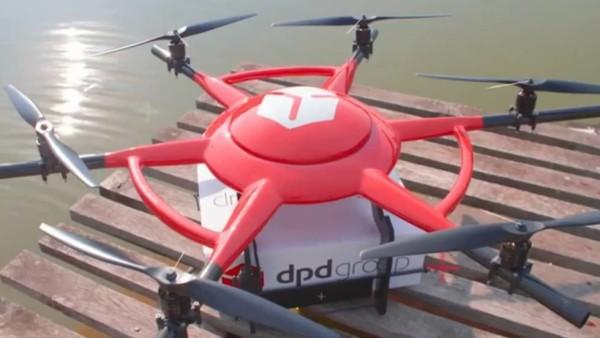 Dron DPDGroup