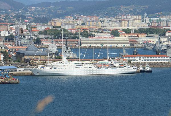 Ferrol-puerto