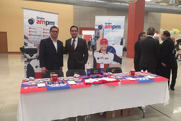 Grupo-ampm-stand-feria-azcapotzalco