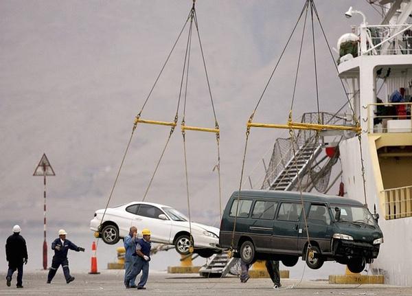 Importaciones mexicanas de vehiculos usados estan en descenso