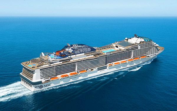 MSC Cruises revela datos de sus nuevos buques