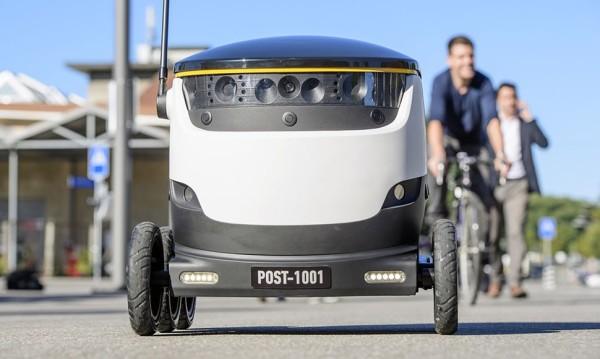 Robot de Swiss Post