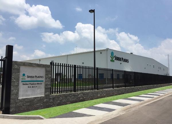 Sekisui Plastics inaugura planta productiva en Mexico