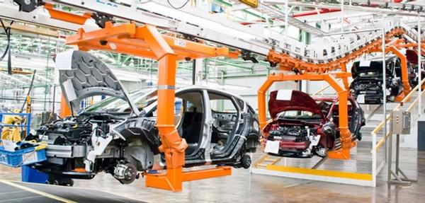 Vehiculos fabricados en Mexico aumentan presencia en Estados Unidos