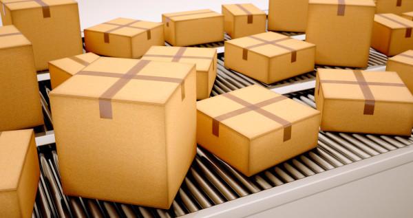 paquetes con gastos de envío