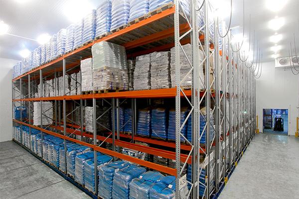 AR Racking instala tres nuevos almacenes frigoríficos en Galicia