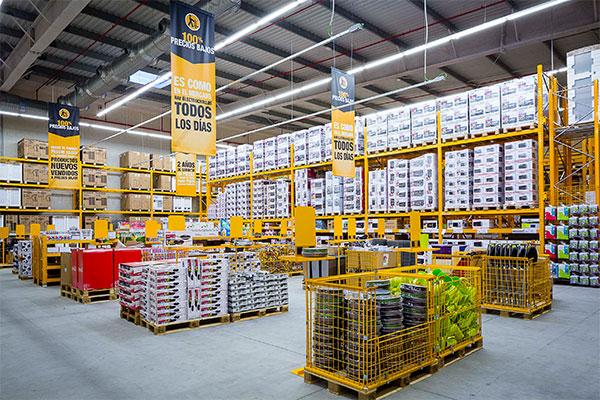 Electro Depot abre por primera vez en España