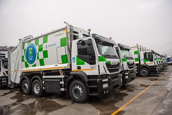 iveco-entrega-109-camiones-de-gas-natural-al-ayuntamiento-de-madrid